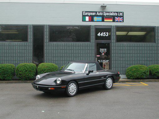 1992 Alfa Romeo_Spider